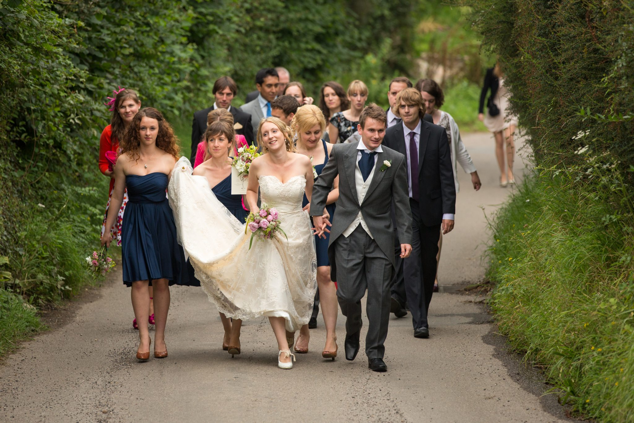 wedding photographer in chandlers ford