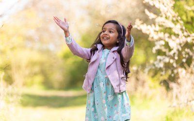 Family Photoshoot in Eastleigh – Lakeside