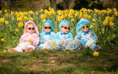 Babies do Easter Bunnies