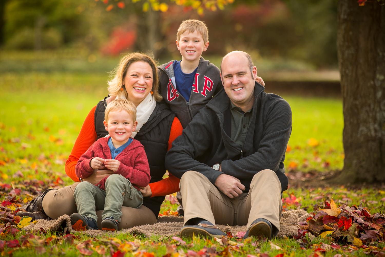Hilliers photo shoots - autumn