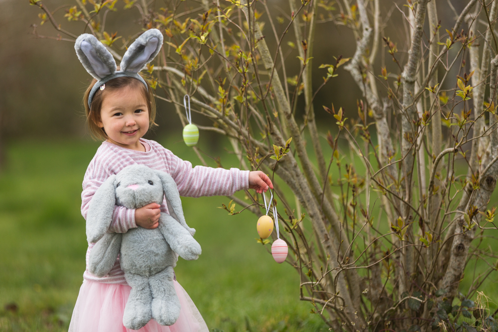 Easter bun shoot in chandlers ford