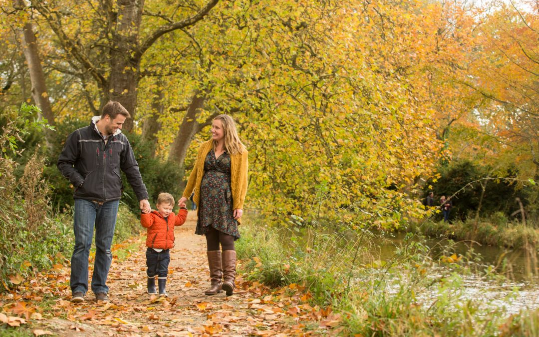 Best of Autumn Family Photo Shoots in Hampshire